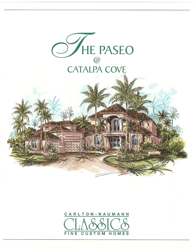 The Paseo @ Catalpa Cove