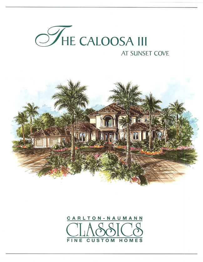 The Caloosa III @ Sunset Cove